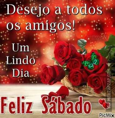Meu Zapzap Video Feliz Sabado Saudacoes Para Whatsapp E Facebook